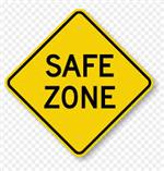 safe zone icon