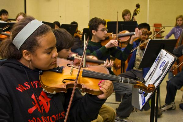 AAPS orchestra