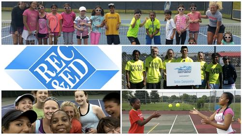Rec&ED Youth Tennis