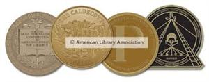 Book Award Medals