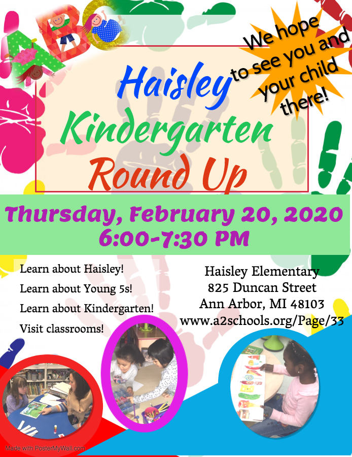 2019/2020 Kindergarten Interview Link