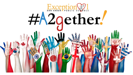 A-together international graphic
