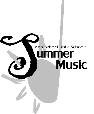 AAPS summer music graphic