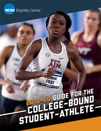 NCAA Student Guide cover