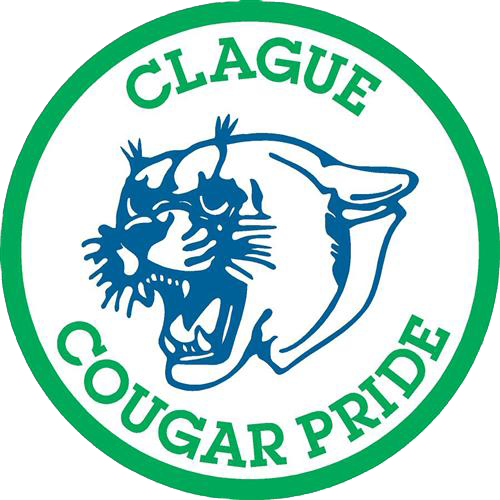 Clague Cougar Pride