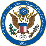 2019 National Blue Ribbon Logo