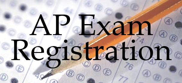 A.P. TESTING REGISTRATION