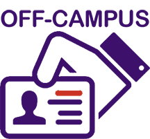 off campus permit graphic