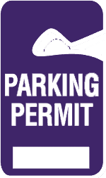 parking permit graphic