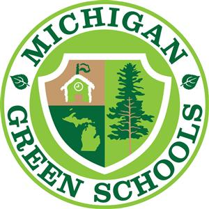 Michigan Green Schools Logo