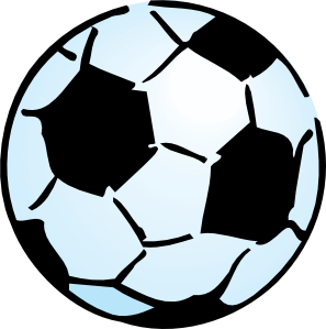 soccer ball cartoon