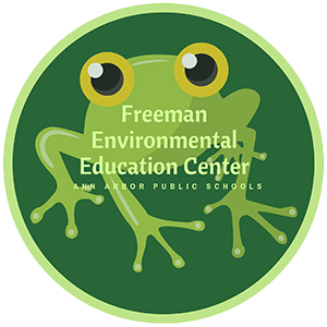 Freeman Center frog logo