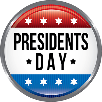 President's Day graphic