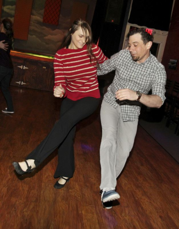 Intro to Swing Dance Workshop
