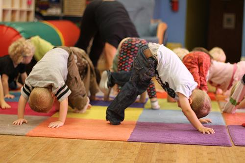 Fun, Kid Friendly Yoga