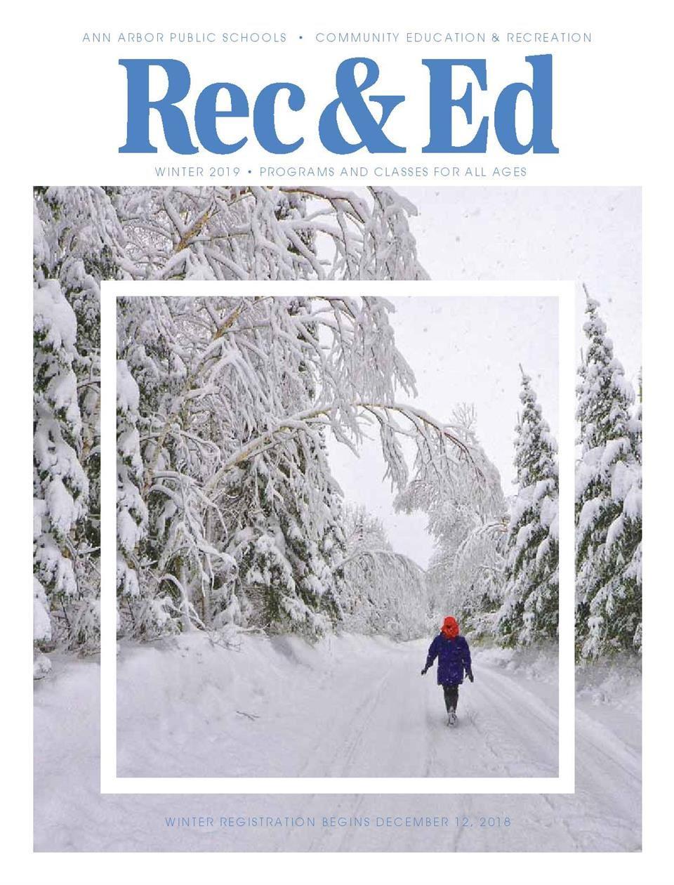 Rec Ed Homepage