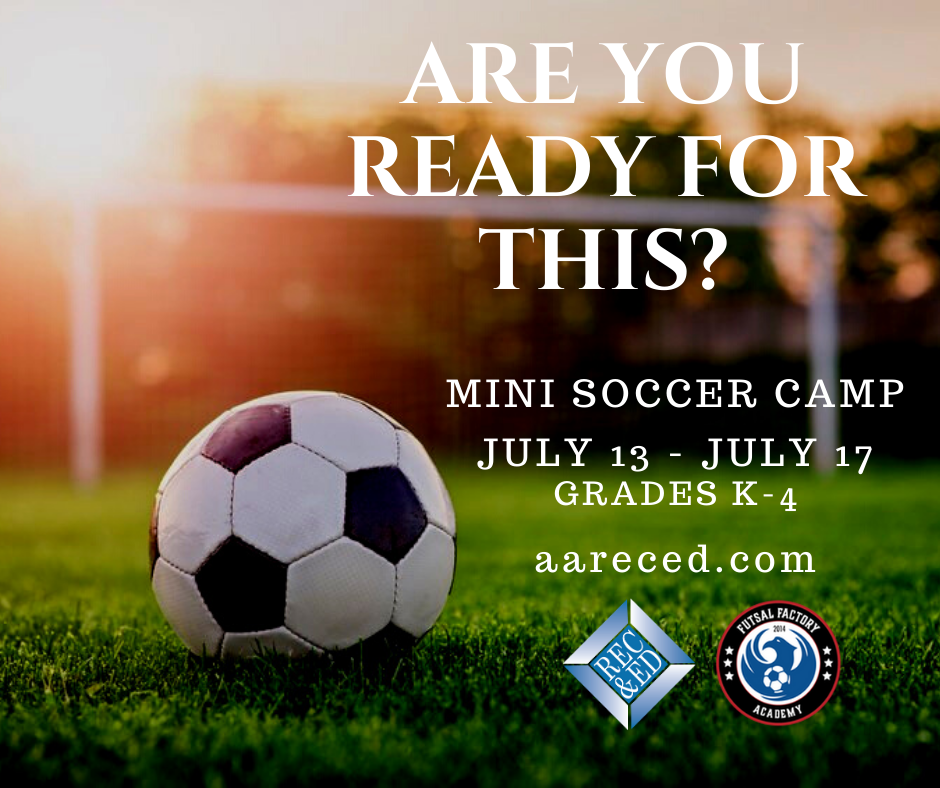 Mini Soccer Camp