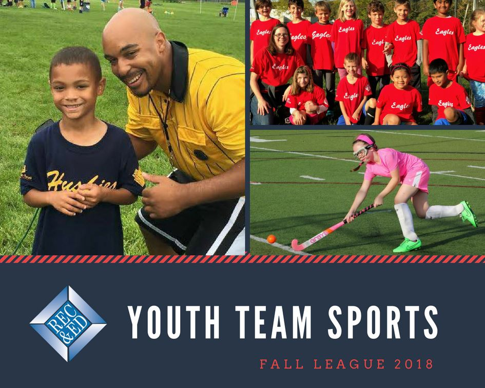 Youth FALL Team Sports