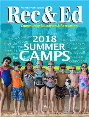 2018 Summer Camps Catalog