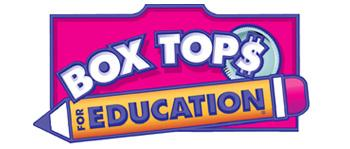 Logan PTSO Participates in the BoxTops for Education Program