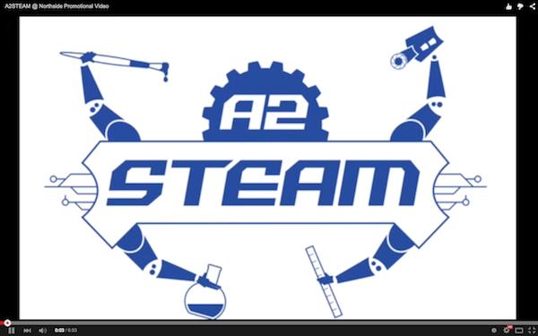 Ann Arbor STEAM Promotional Video 2014-2015