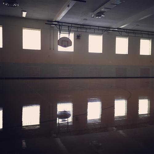 Slauson Lower Gym