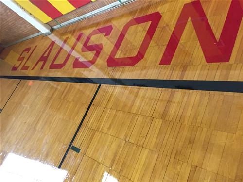 Slauson Upper Gym