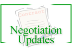 Negotiation Updates