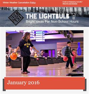 The Lightbulb - January 2016