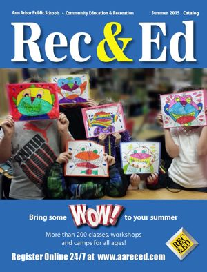 Rec & Ed Summer Catalog