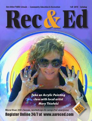 Rec & Ed Catalog Fall 2015